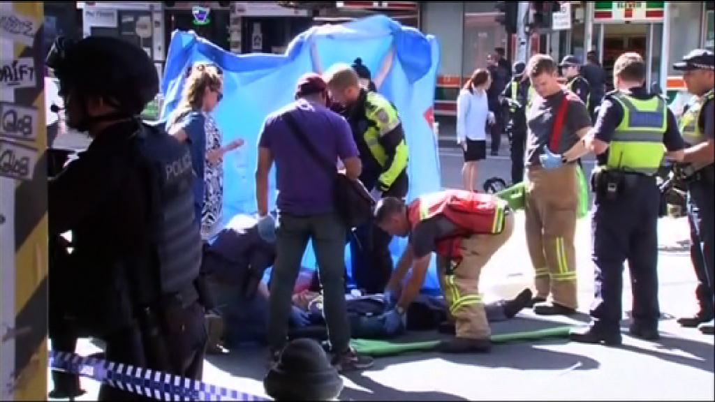 墨爾本汽車撞途人近20傷 兩人被捕