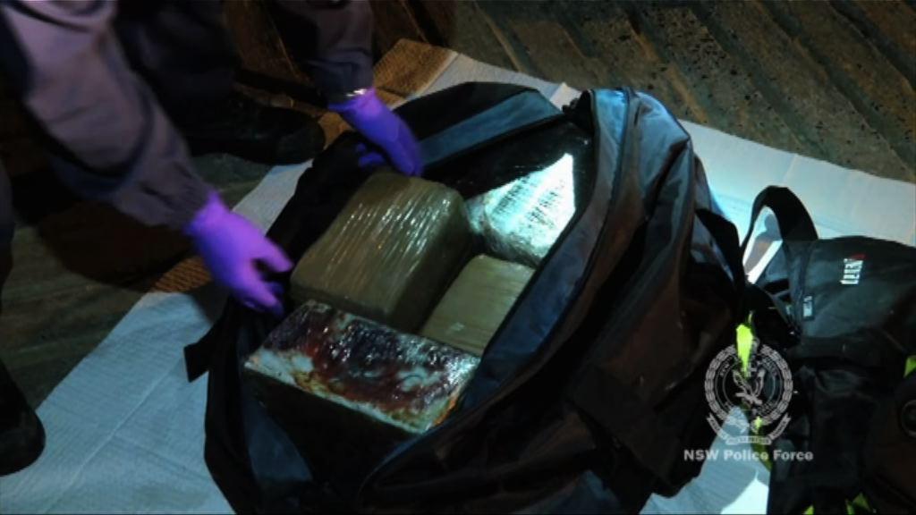 澳洲搗破大型可卡因販毒集團