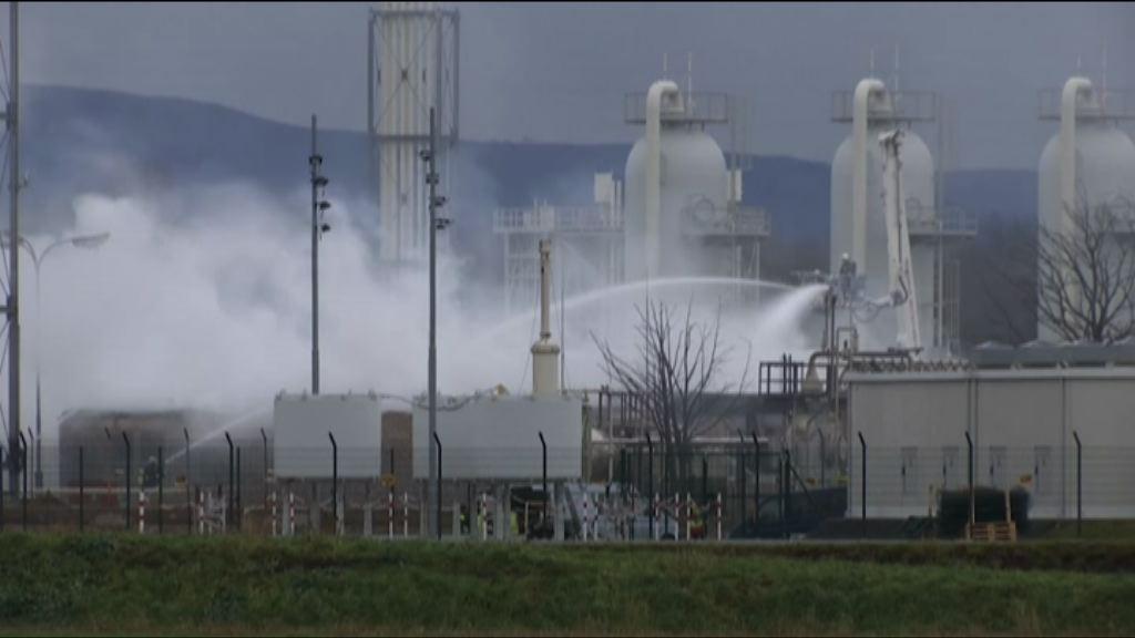 奧地利天然氣站爆炸影響多國供應