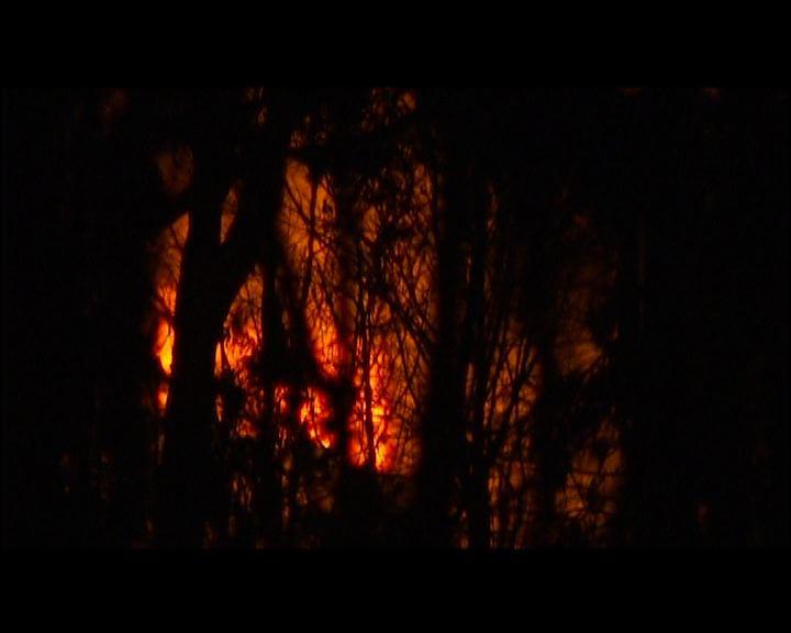 澳洲南部山火持續居民緊急撤離