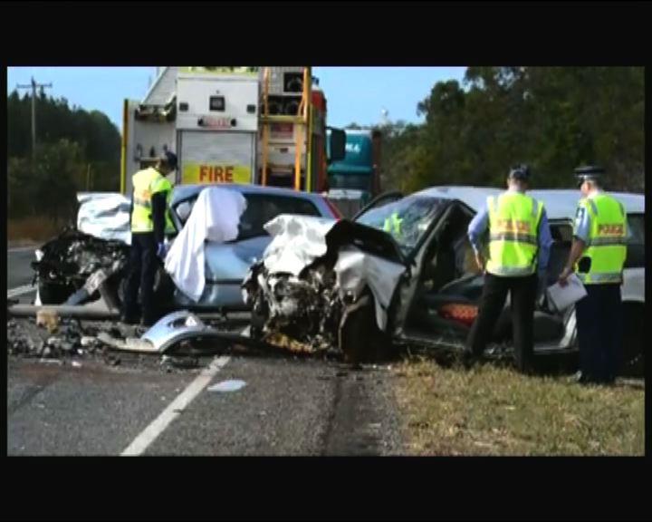 兩港人涉澳洲車禍