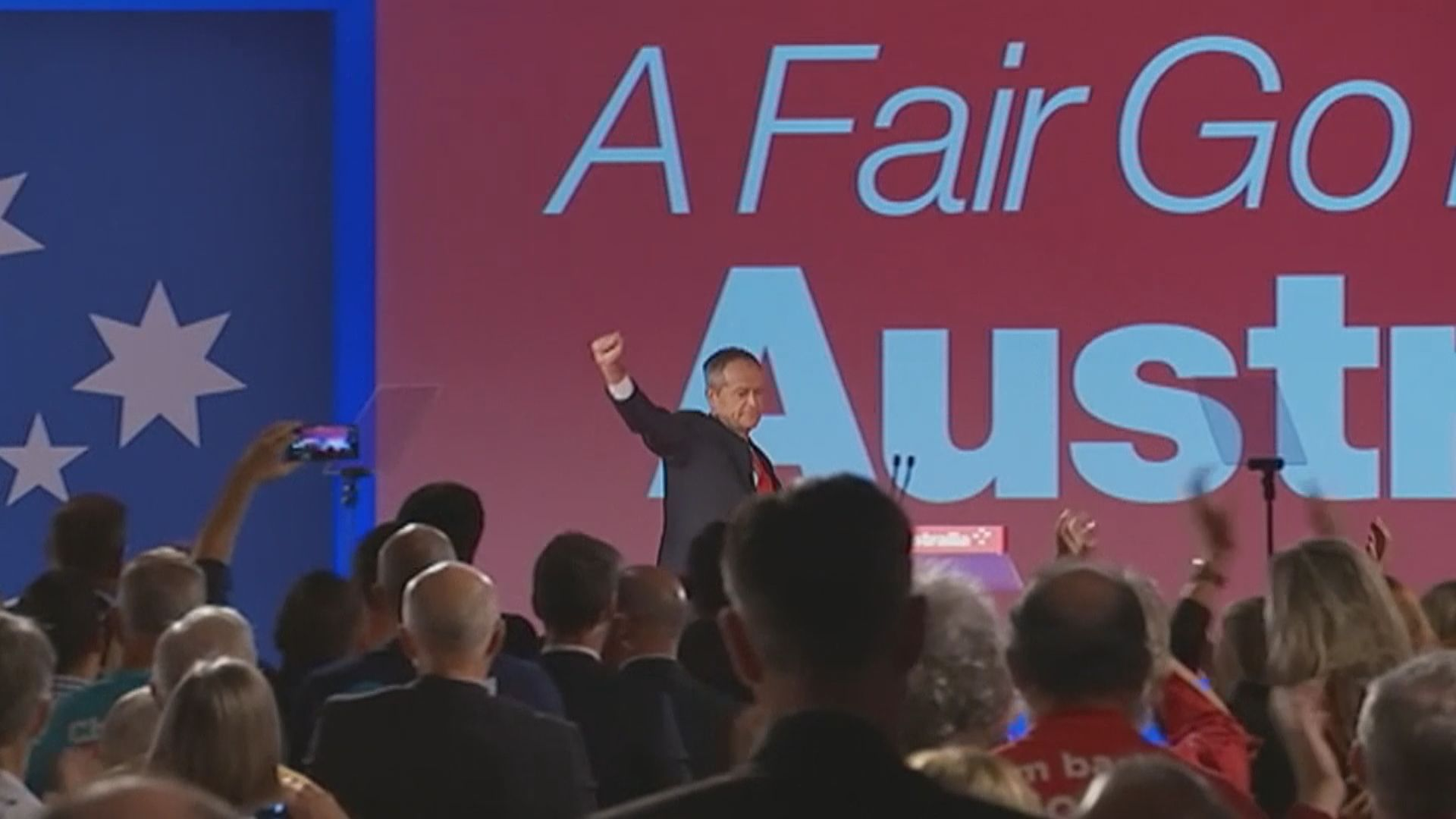 澳洲工黨承諾勝選將增加福利