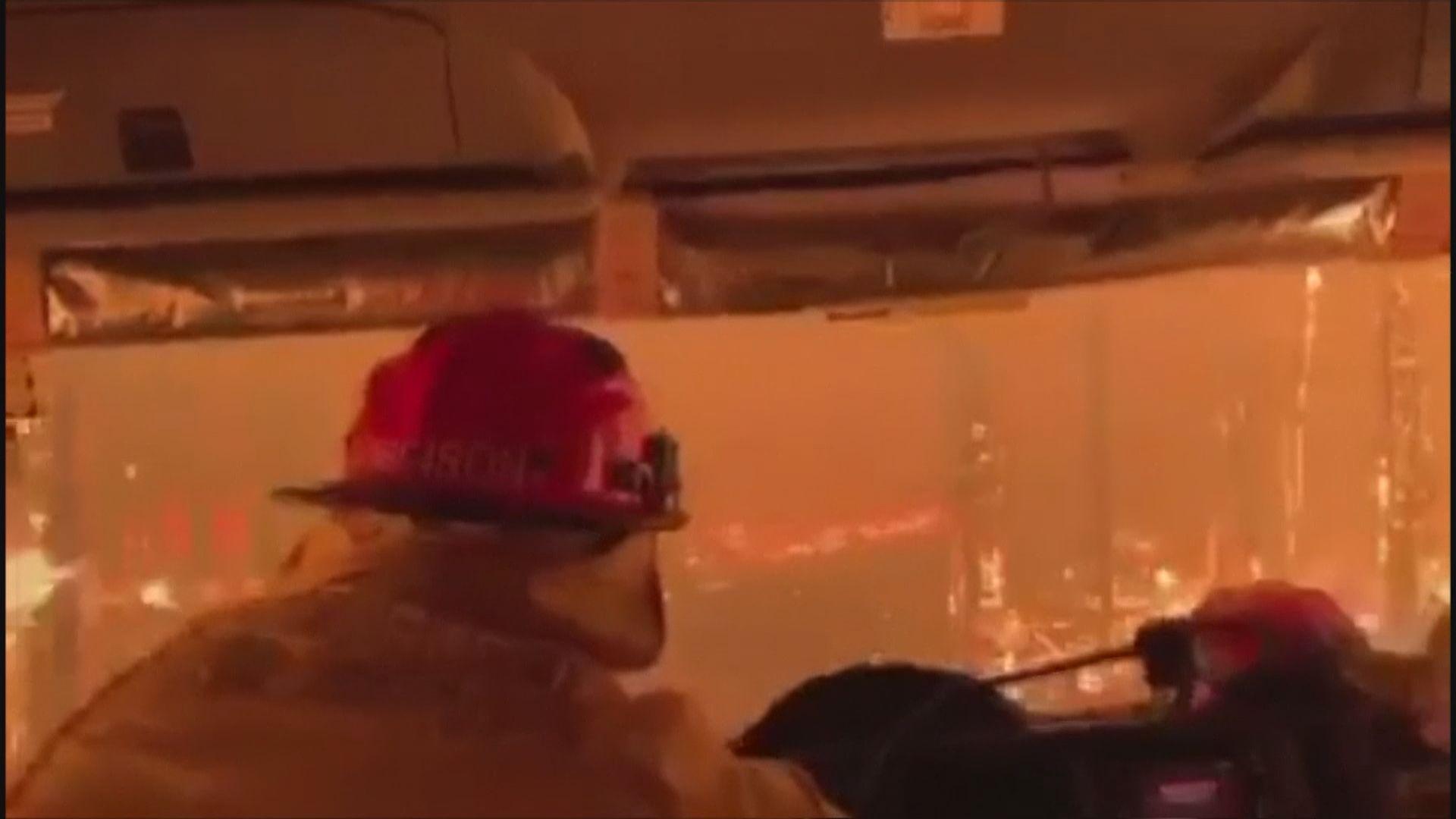 澳洲東部山火2死逾30傷