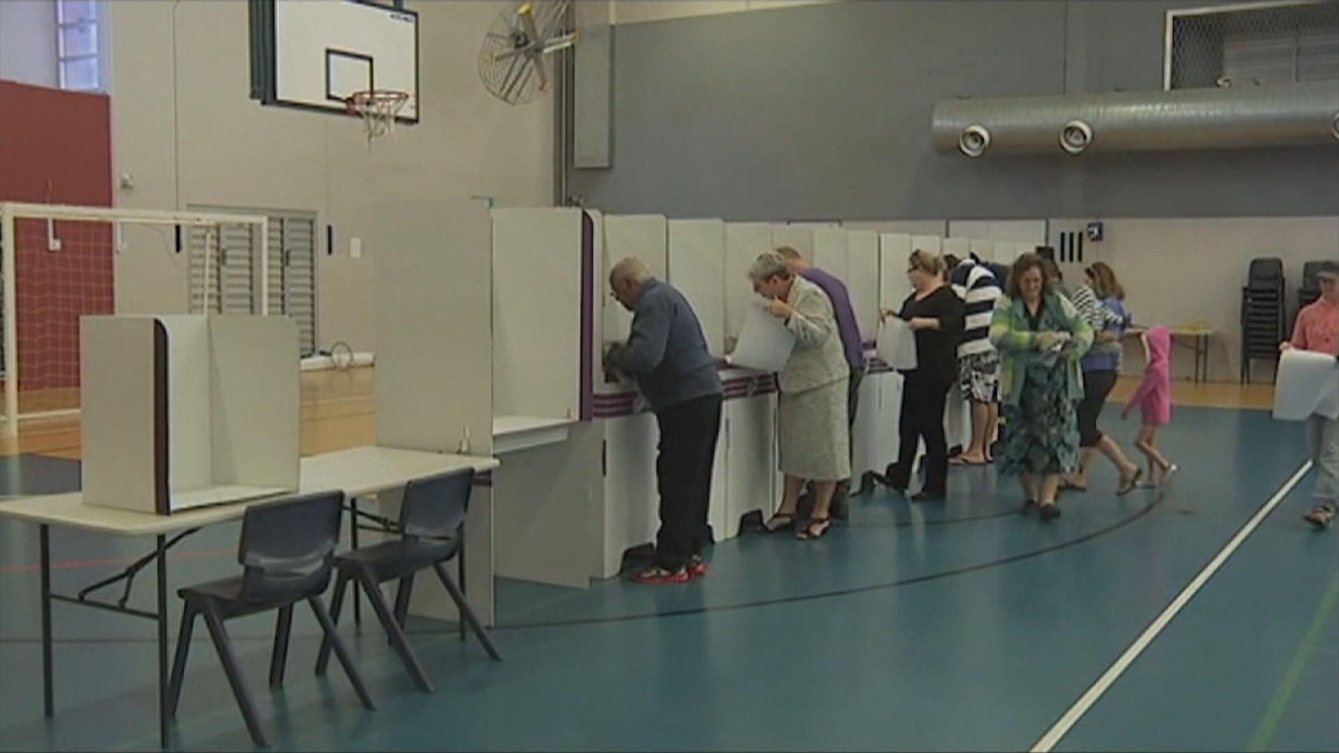 澳洲大選採用「排序複選制」
