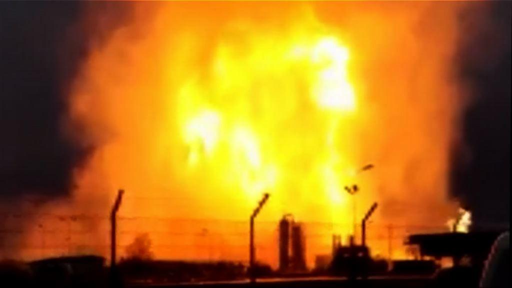奧地利天然氣設施爆炸一死多傷
