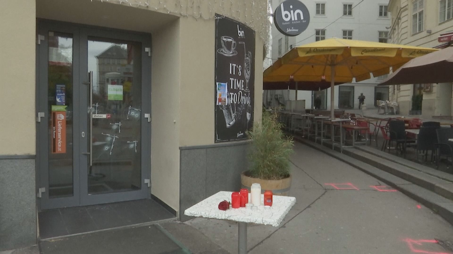 奧地利調查處理恐襲案槍手情報出錯情況