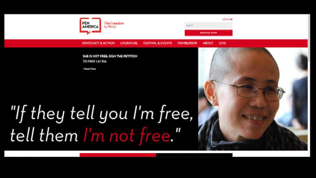 逾50知名作家發公開信促釋放劉霞