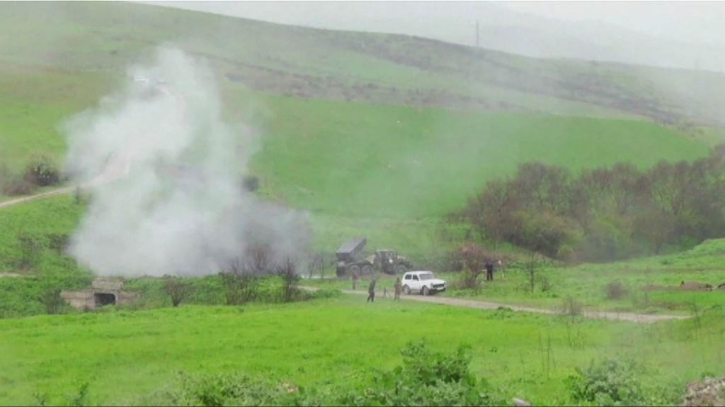 亞美尼亞警告地區衝突或演變成戰爭