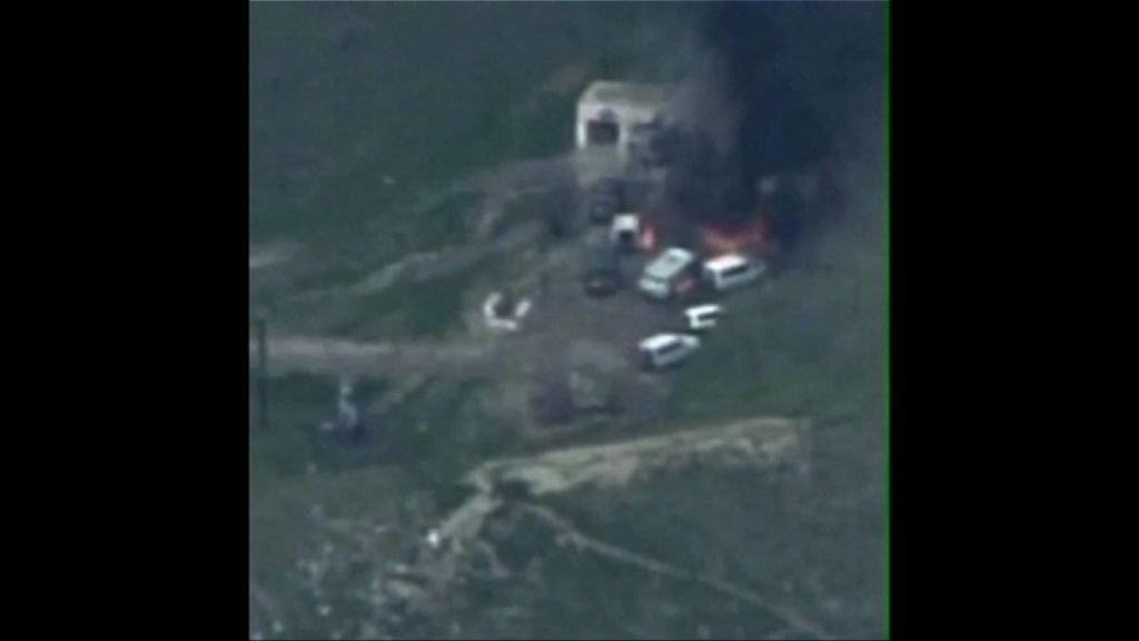 納卡地區武裝衝突 阿塞拜疆亞美尼亞停火