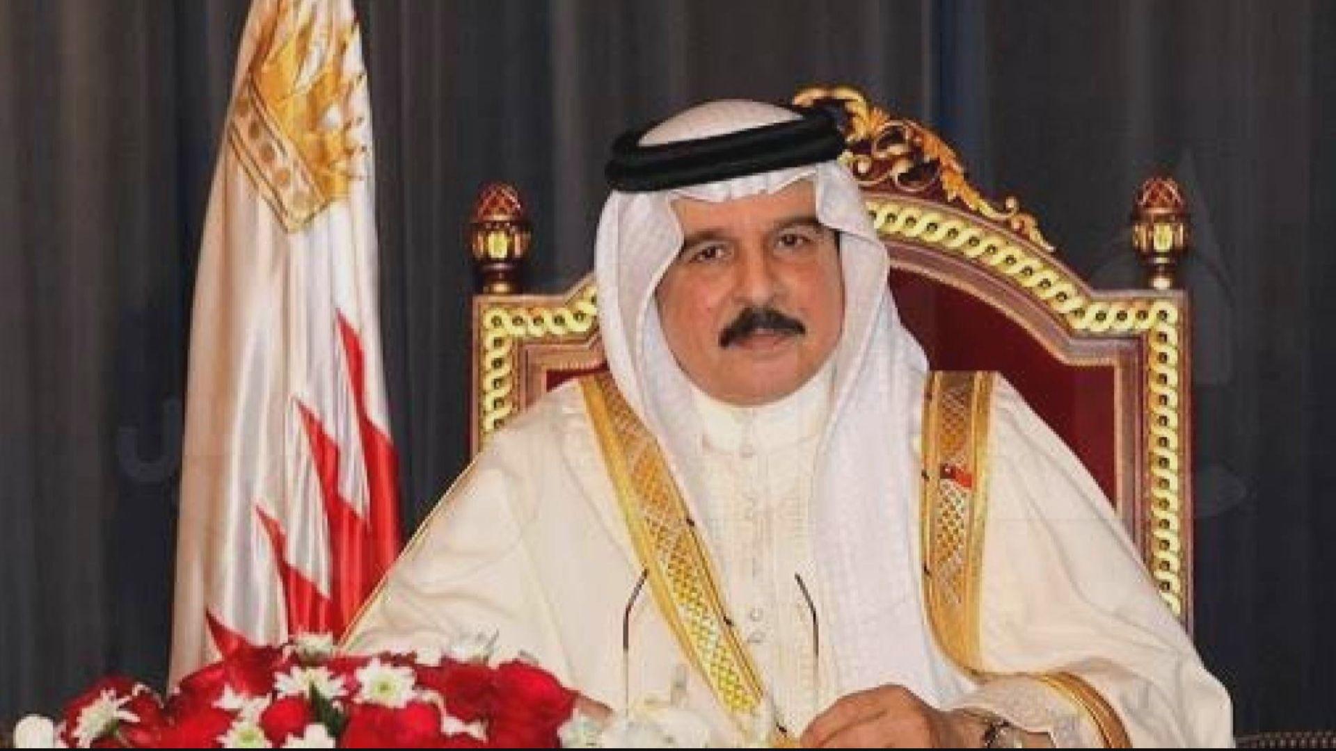 據報巴林國王接種國藥集團研發新冠疫苗