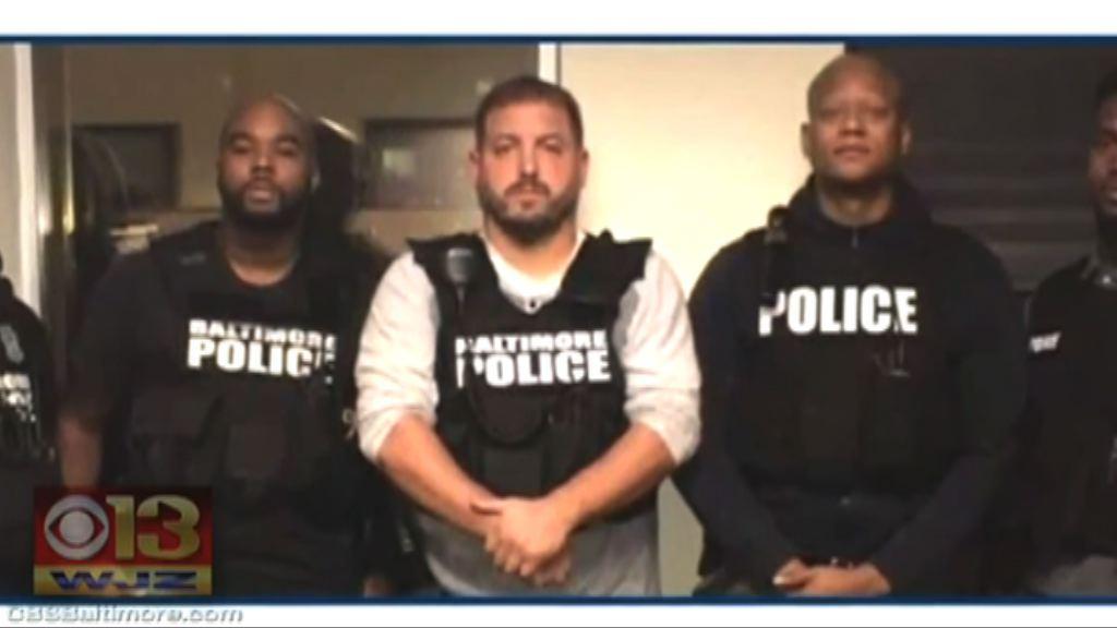 美國馬里蘭州「黑警」被判囚25年