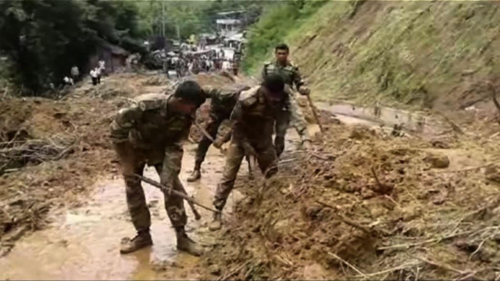 孟加拉山泥傾瀉增至逾150死