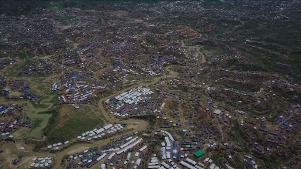 至今逾58萬羅興亞人由緬甸逃到孟加拉