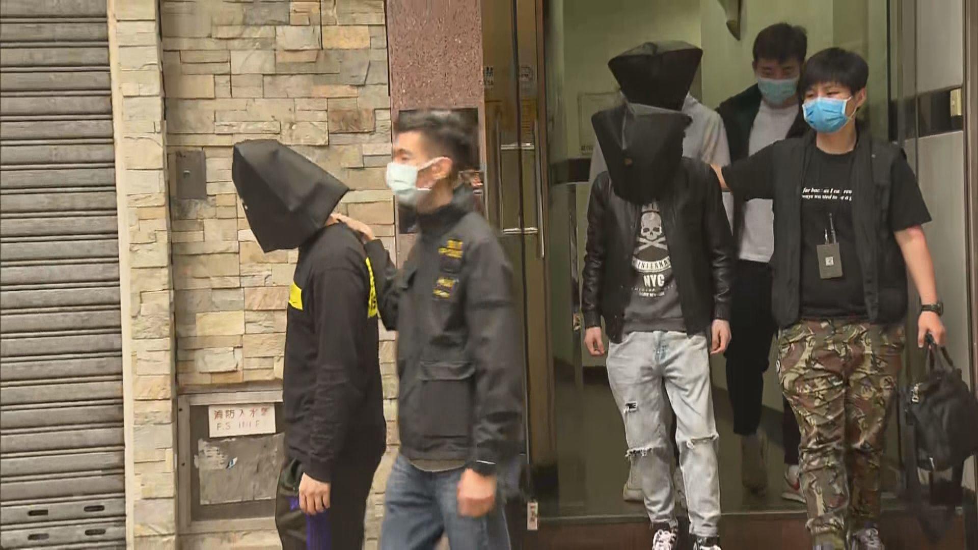尖沙咀酒吧涉凌晨兩時後營業 三人被捕及過百人被票控