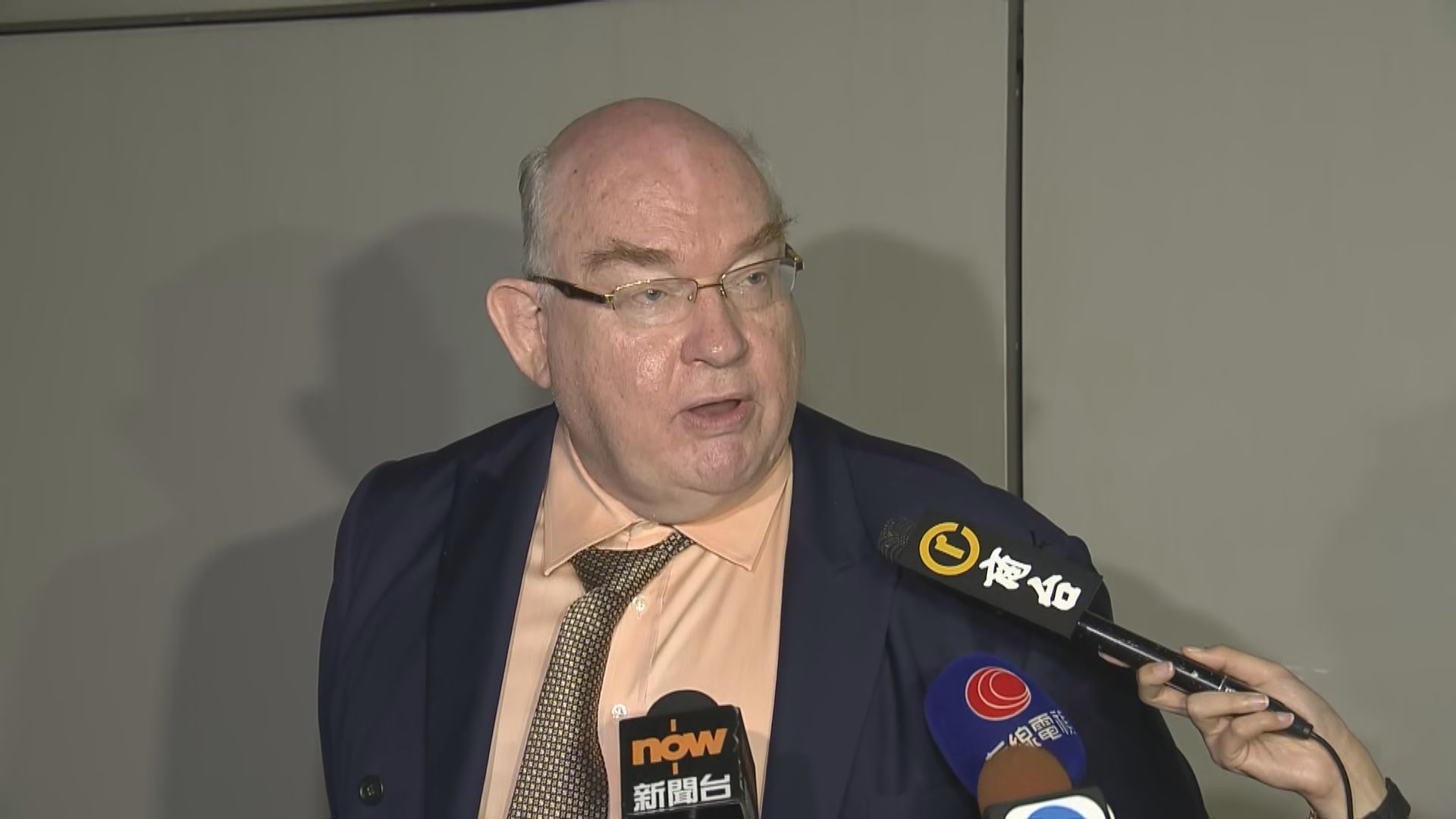 戴啟思:香港猶如患重病 政府目前無法前進