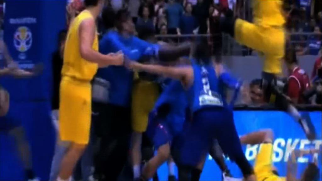 菲澳籃球隊衝突國際籃協跟進