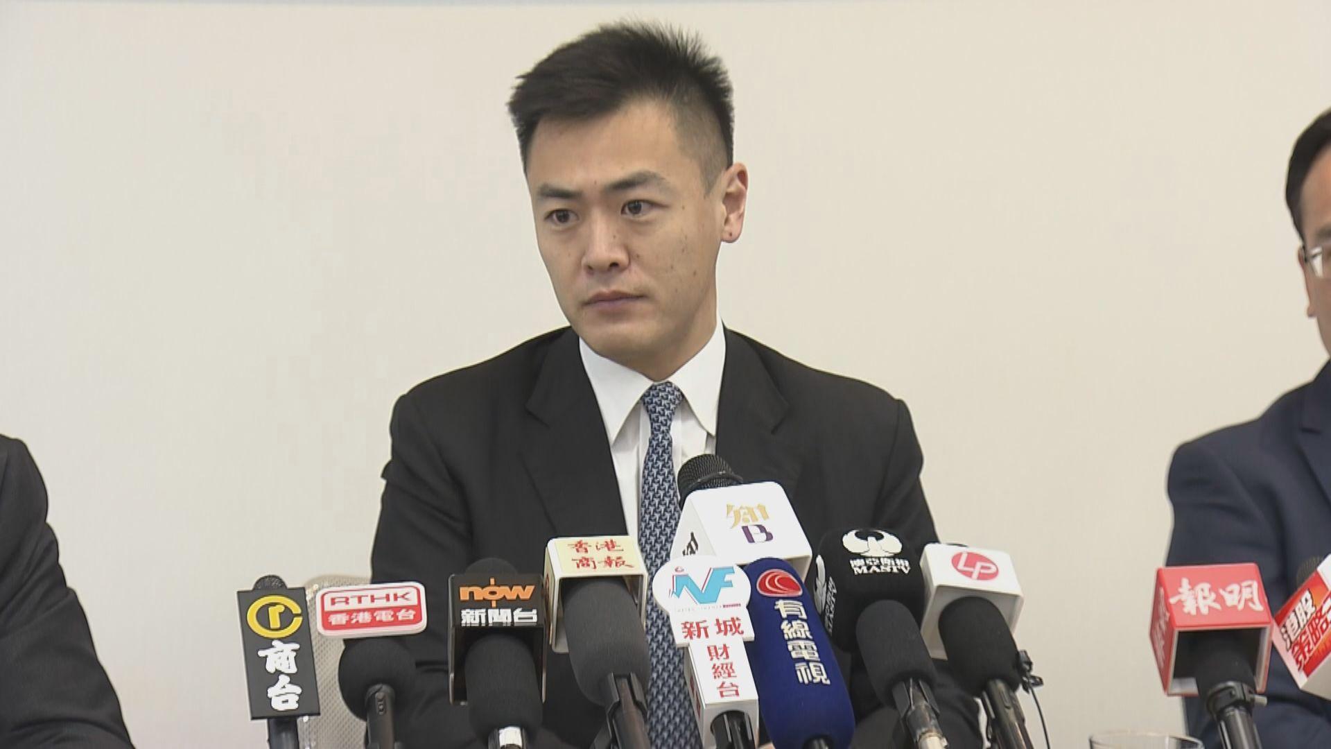 劉鳴煒:有人對判案結果輸打贏要是損害法治