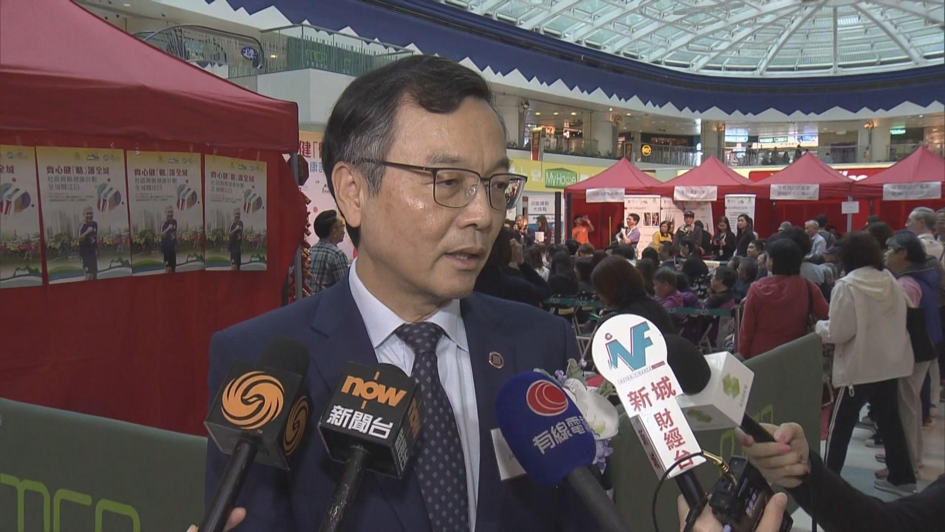 林正財:大灣區規劃綱要非鼓吹北上退休