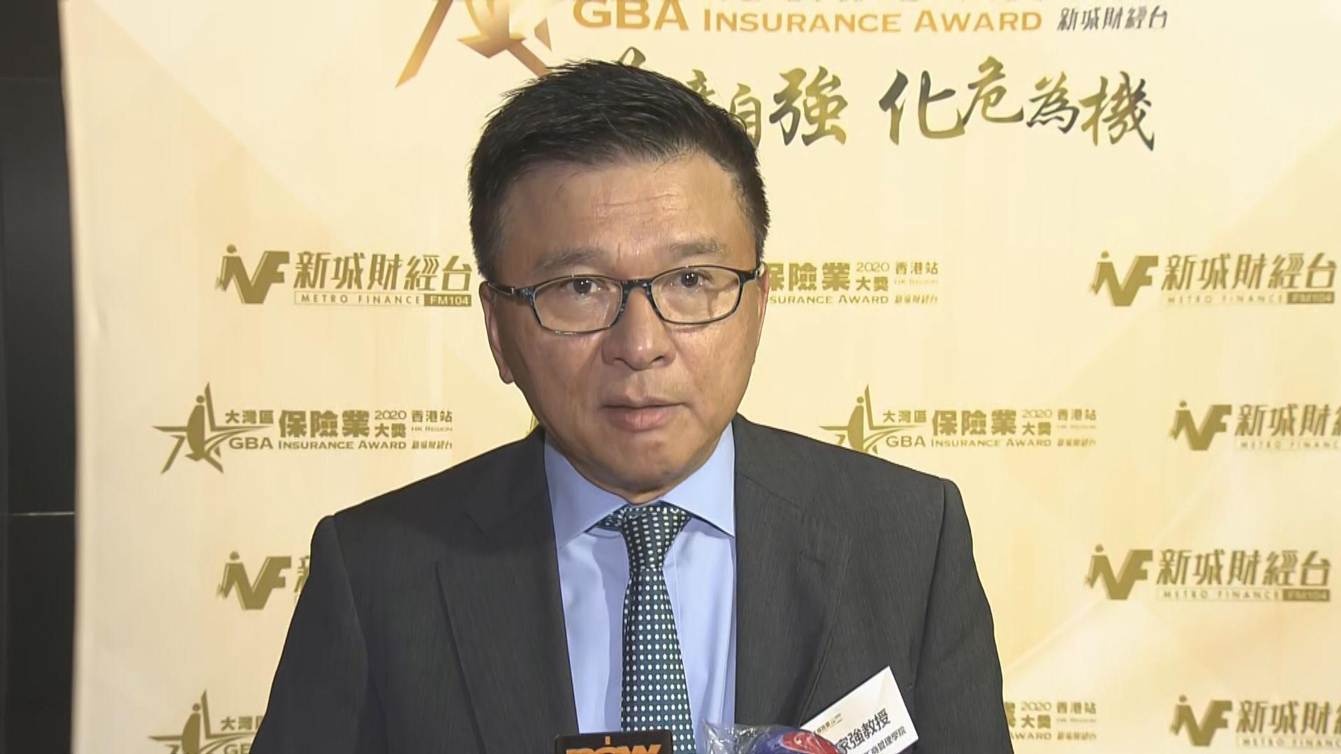 前財庫局局長陳家強:國安法主要內容助穩定市場情緒
