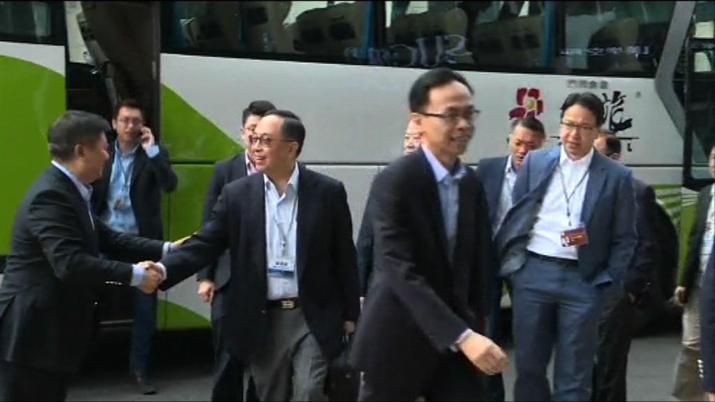 梁繼昌:民主派訪大灣區不會做行程以外的事
