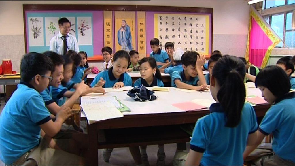 學生抽樣參與BCA視聽及口試部分
