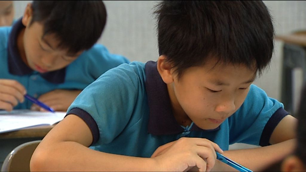 教育局:經優化的BCA具成效
