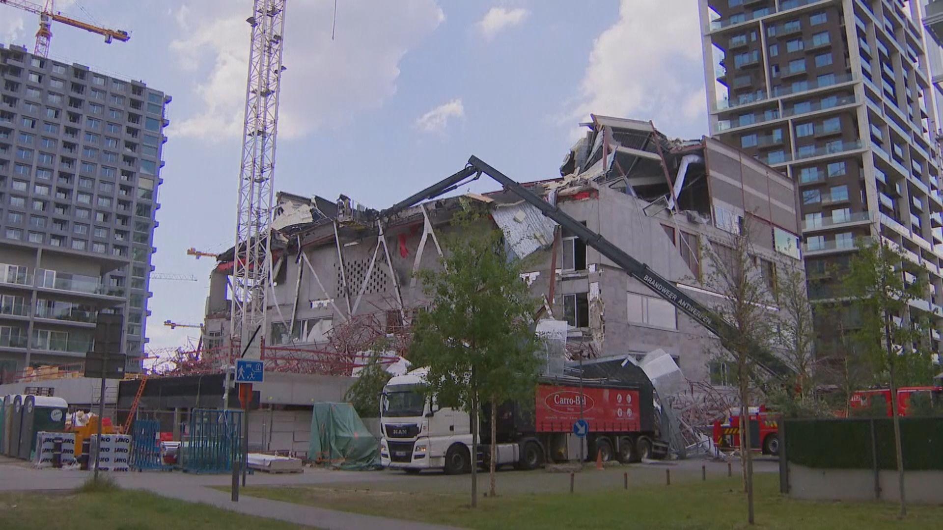 比利時有學校地盤倒塌五死九傷