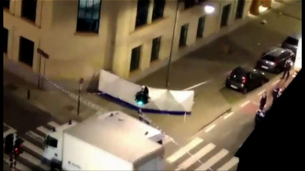 比利時軍人遇刀襲疑犯遭擊斃