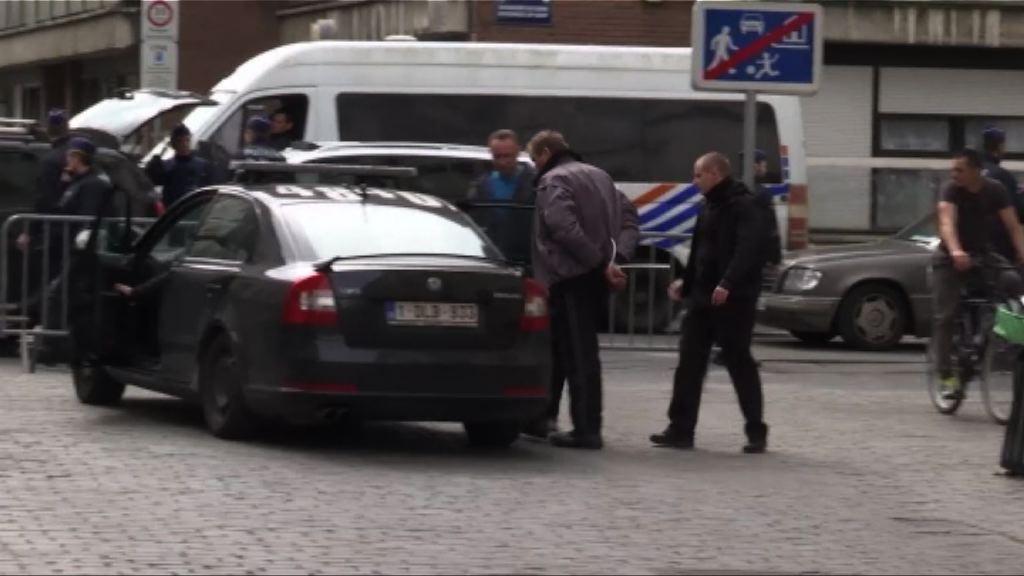 比利時極右組織發起示威多人被捕