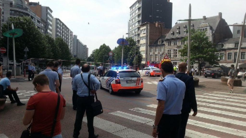 比利時槍手襲警擊斃三人