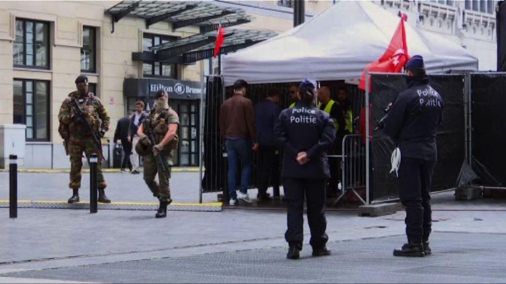 比利時三人被控參與恐怖活動意圖謀殺
