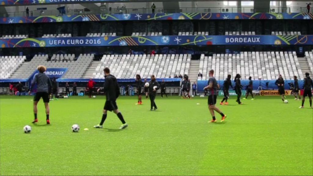 比利時拘12人疑策歐國盃襲擊