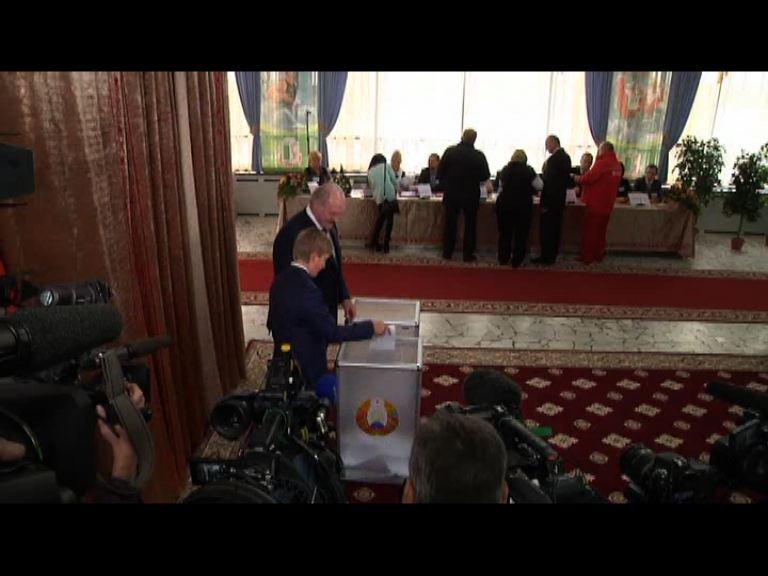 白俄總統選舉被指未符民主選舉要求