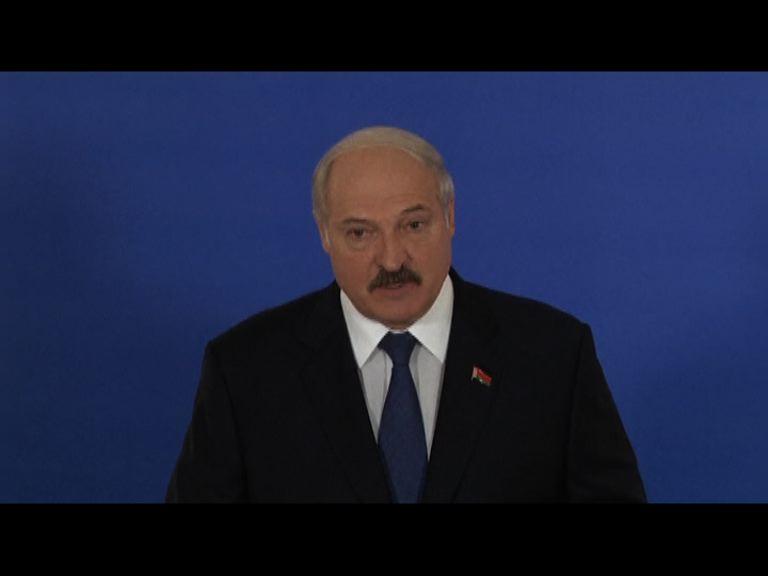 白俄總統選舉 盧卡申科八成得票率當選