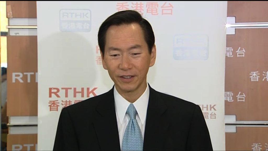 陳智思:何君堯「殺無赦」言論激化社會對立