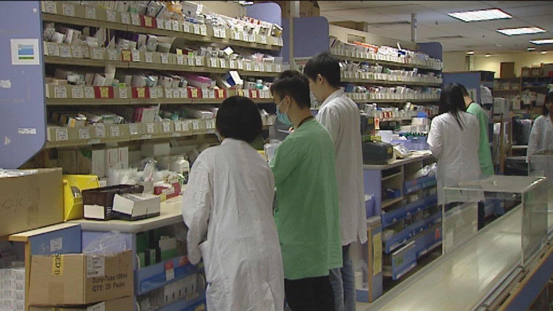 預算案增撥逾4億元經常資助擴闊藥物名冊
