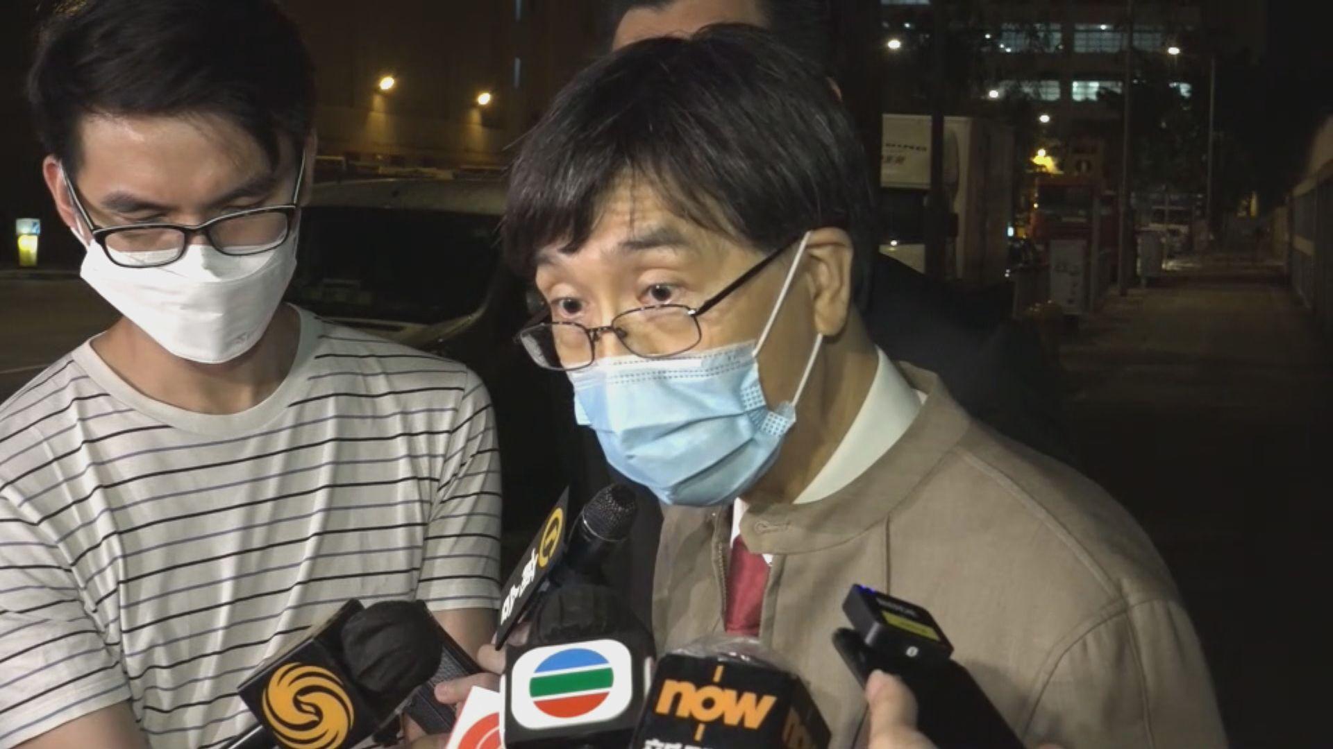 袁國勇:不排除化驗過程中污染其他樣本 造成假陽性