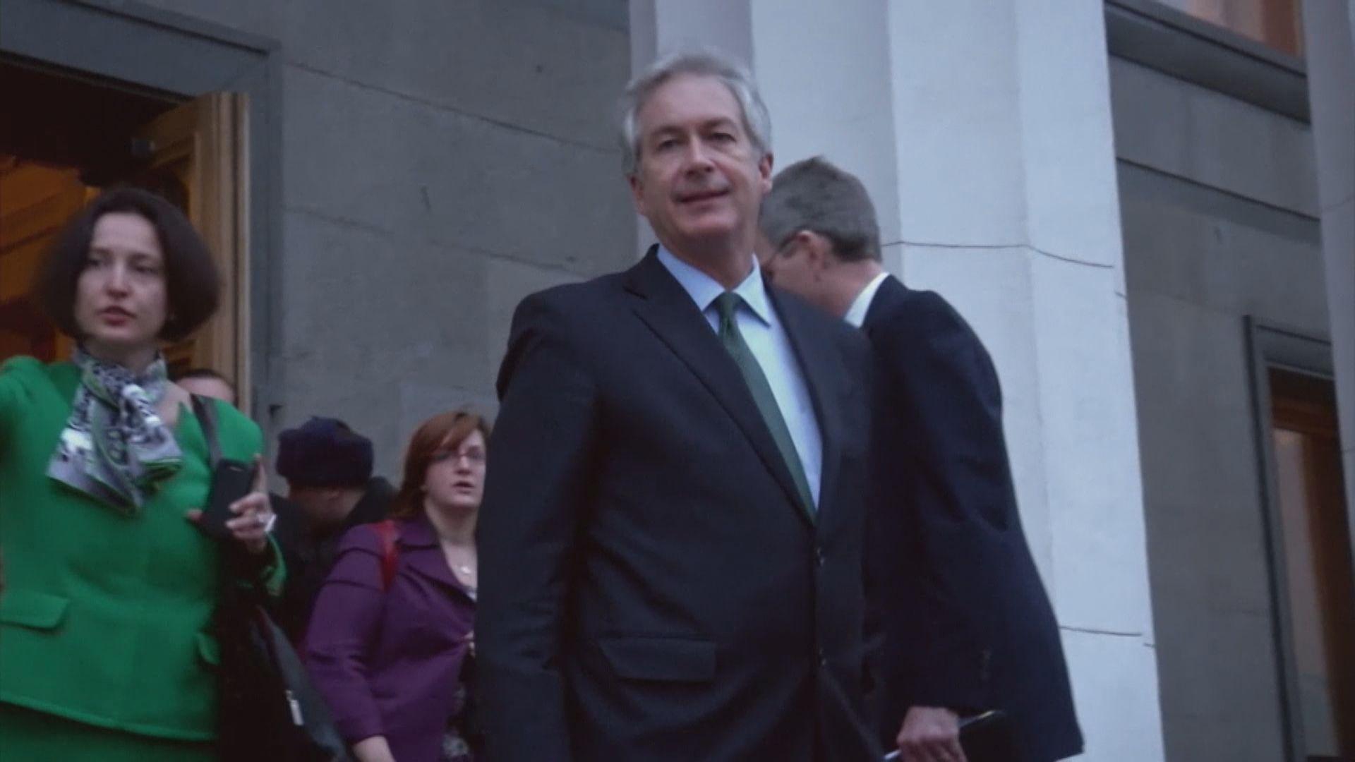 拜登提名退休外交官伯恩斯接掌中情局