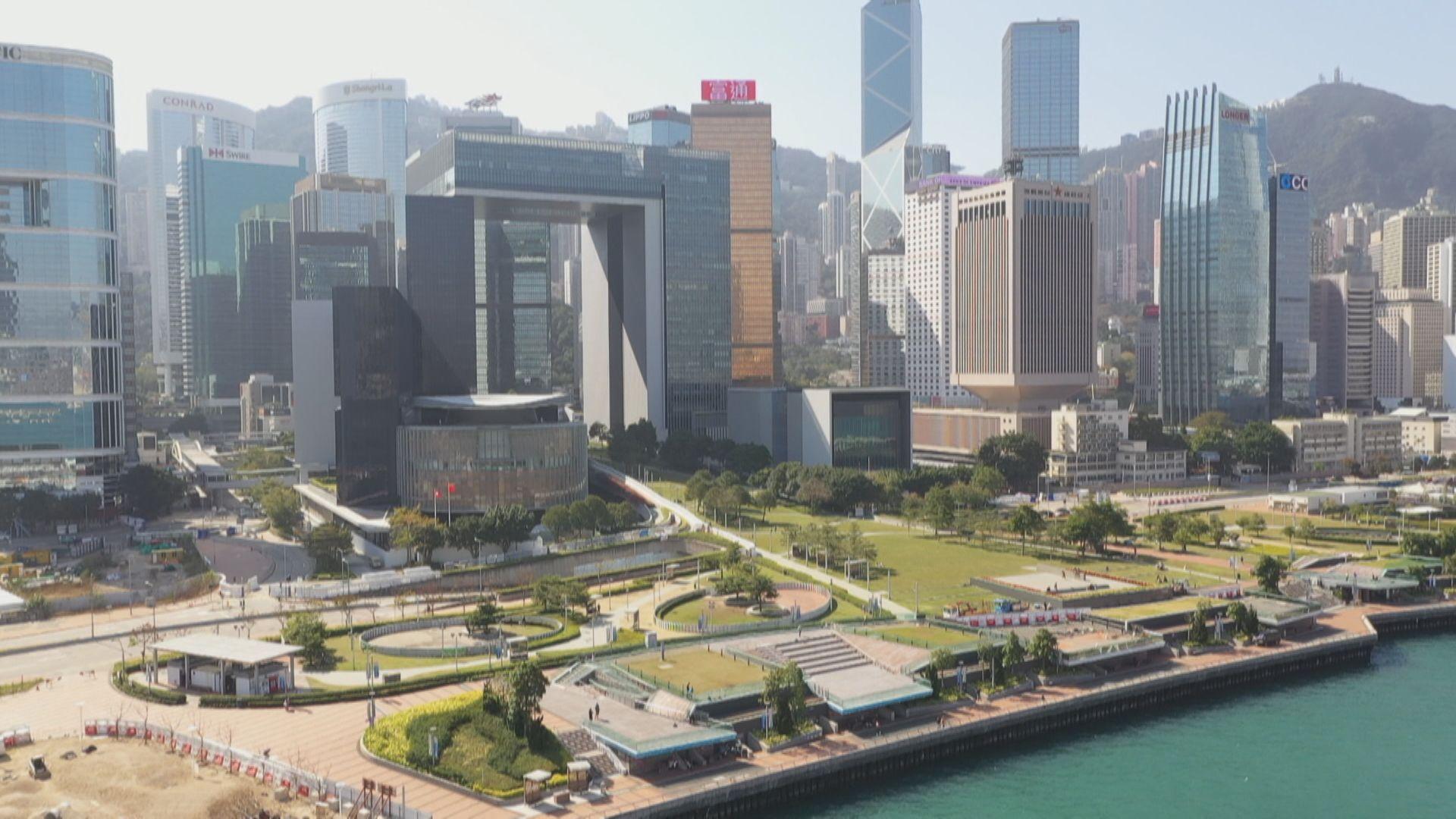 美國政府警告企業在香港營商安全