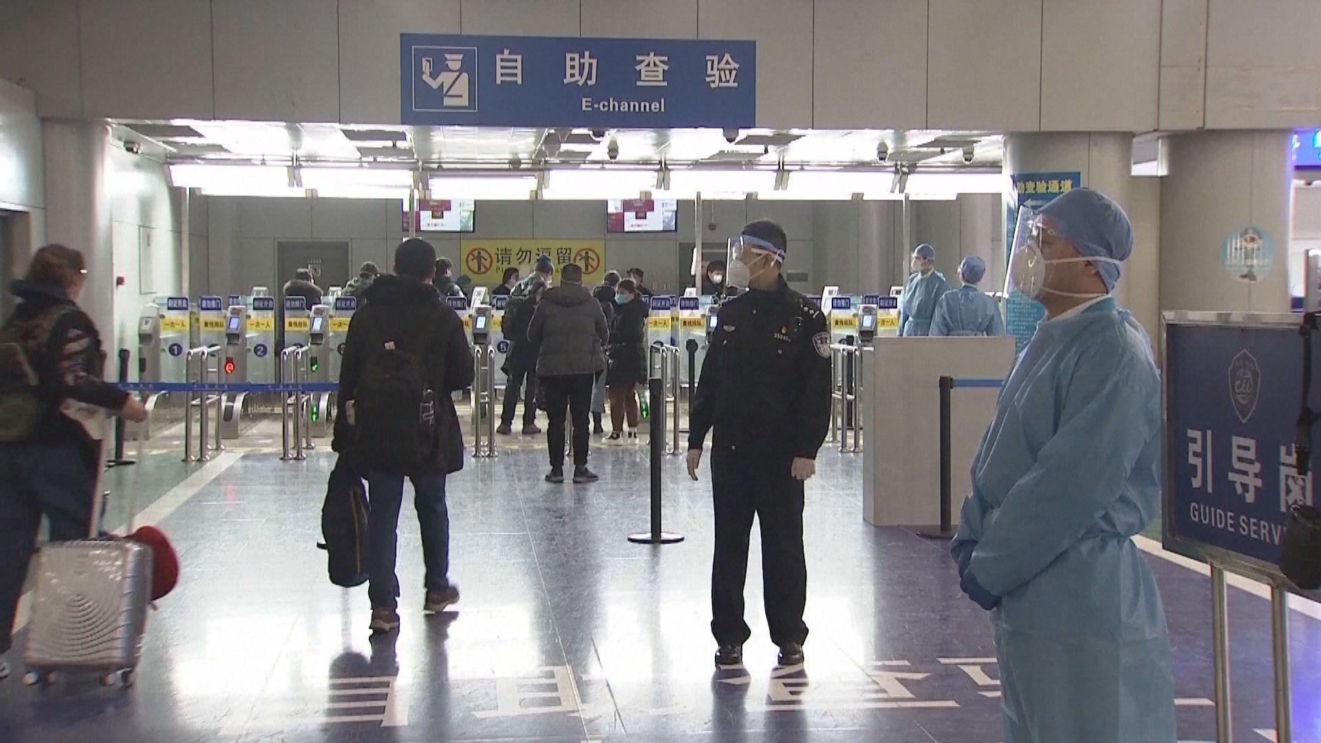 北京機場逐步恢復八個國家直航航班