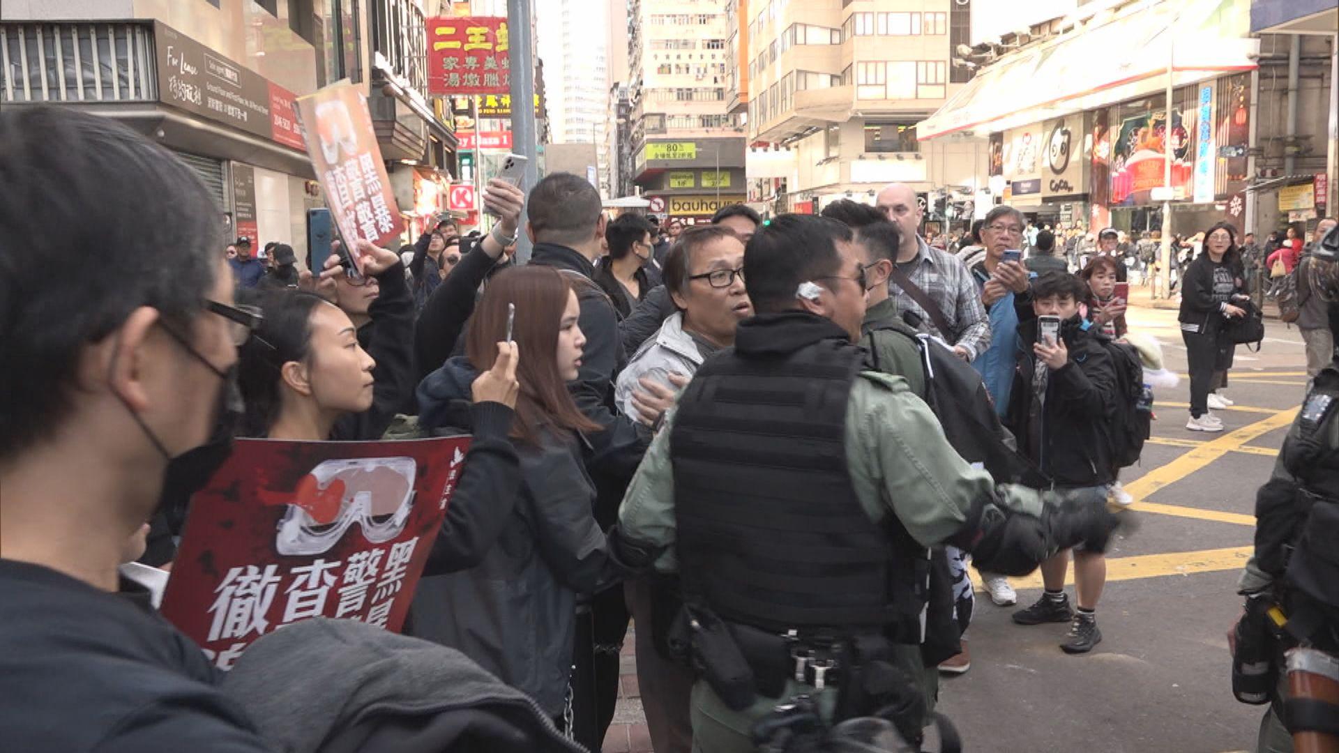 林鄭稱當前首要遏止暴力 廿三條立法要審時度勢
