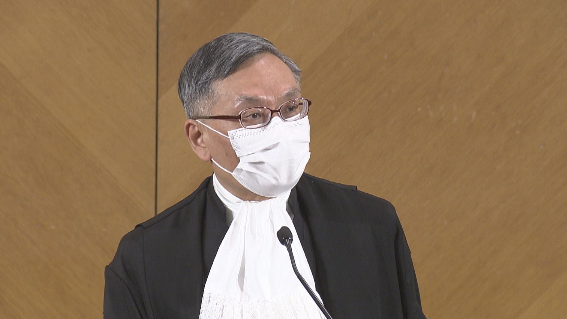 張舉能下周首訪京 將晤最高人民法院院長周強