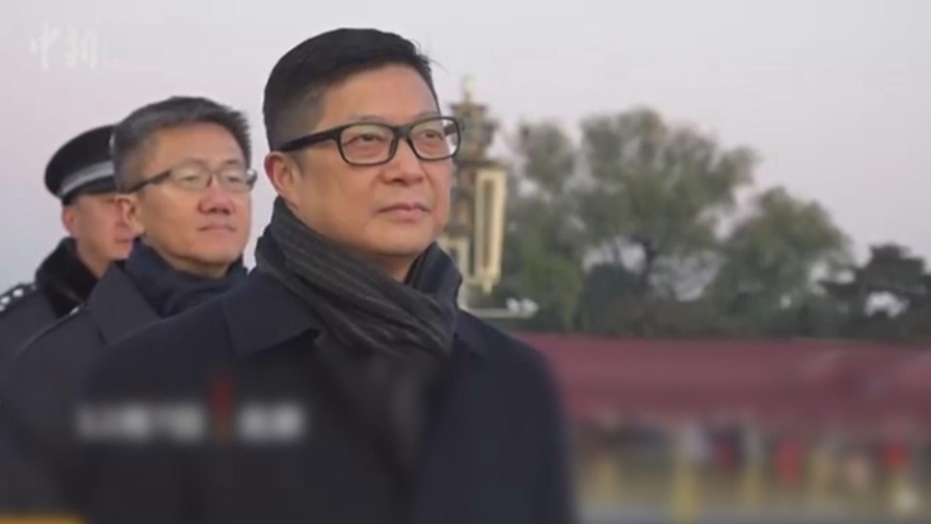 鄧炳強:現時警隊士氣良好 會繼續全力止暴制亂
