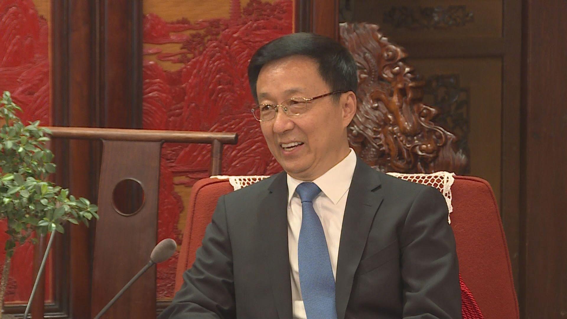港區政協人大聯署 支持立香港國安法