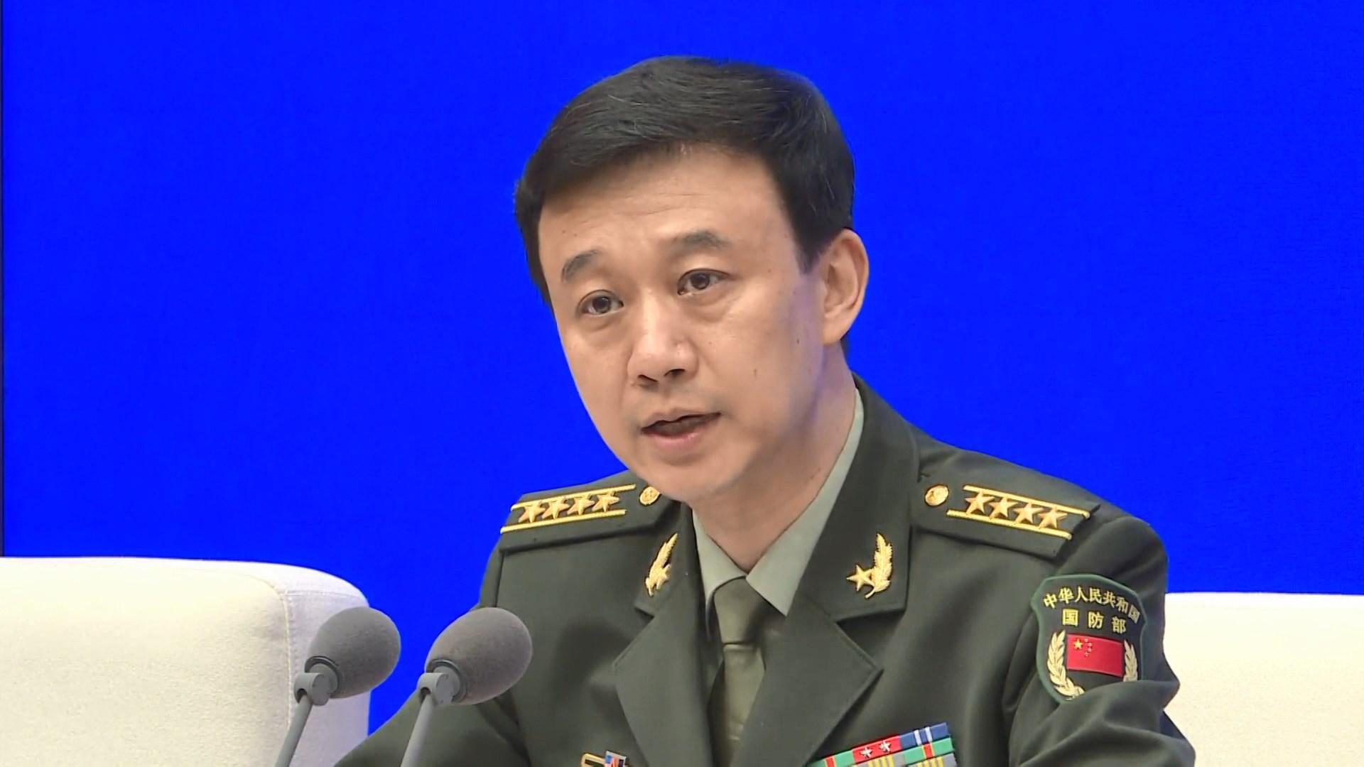 國防部︰搞台獨死路一條 中國必須統一