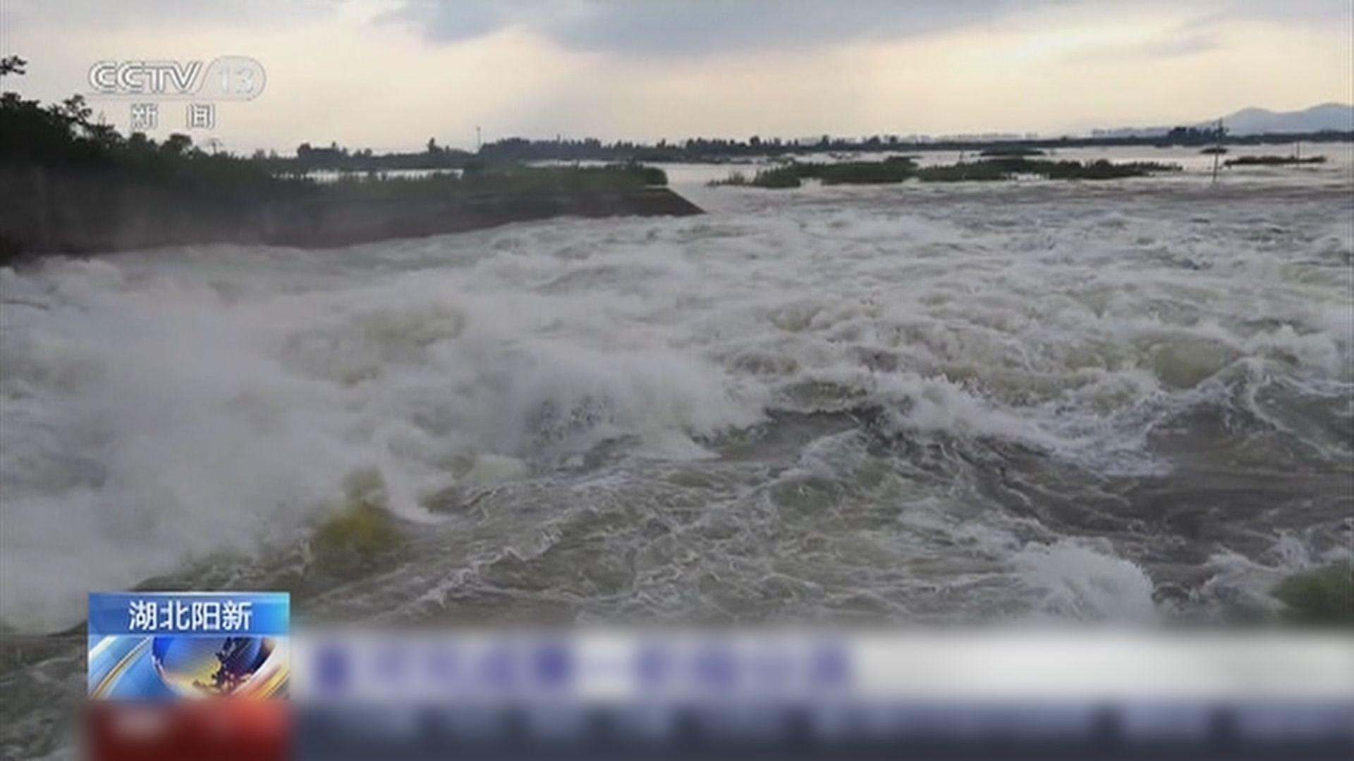 內地水利部:北方可能發生區域性較大洪水