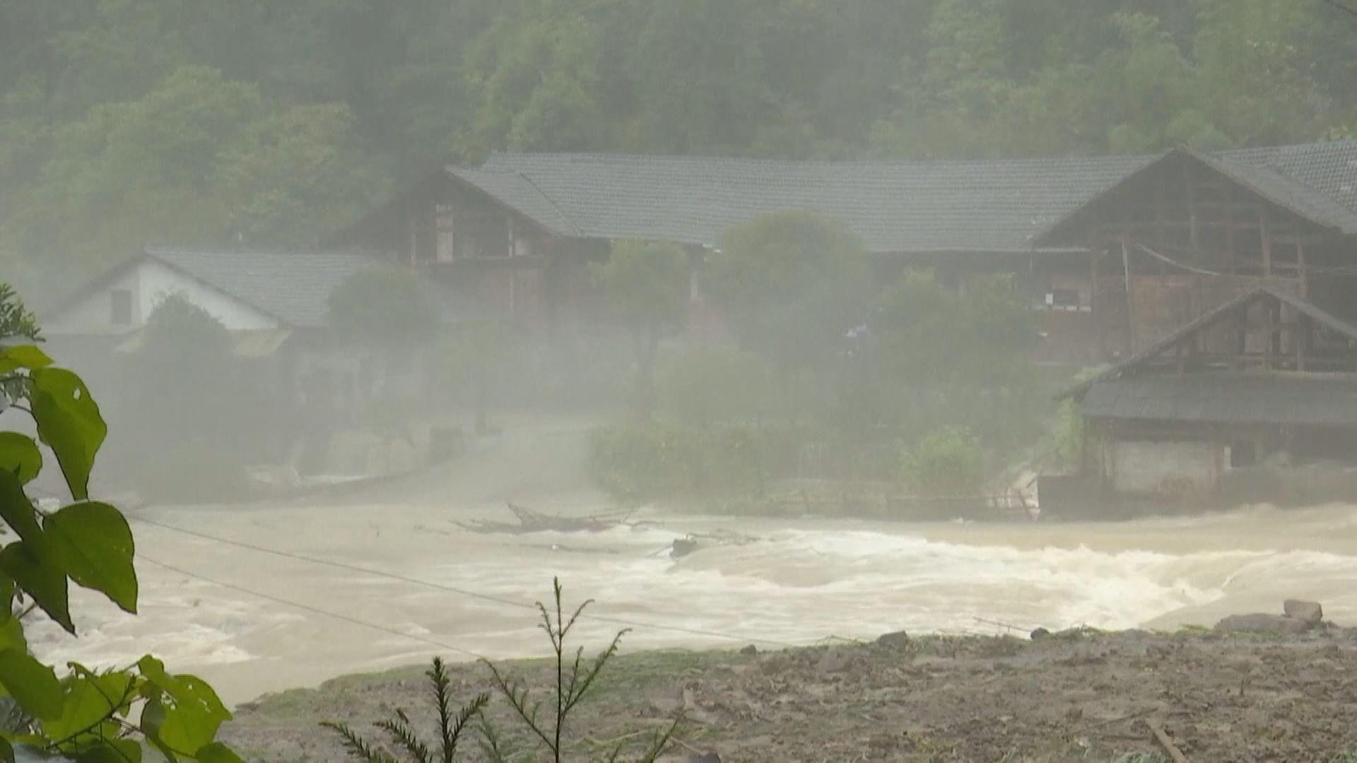 水利部:全國仍處於汛期局部地區或造成嚴重汛情