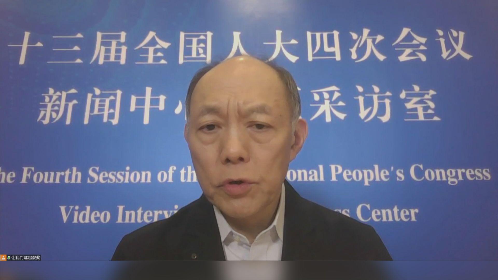 霍震寰:完善選舉制度達致均衡參與有利本港長遠發展