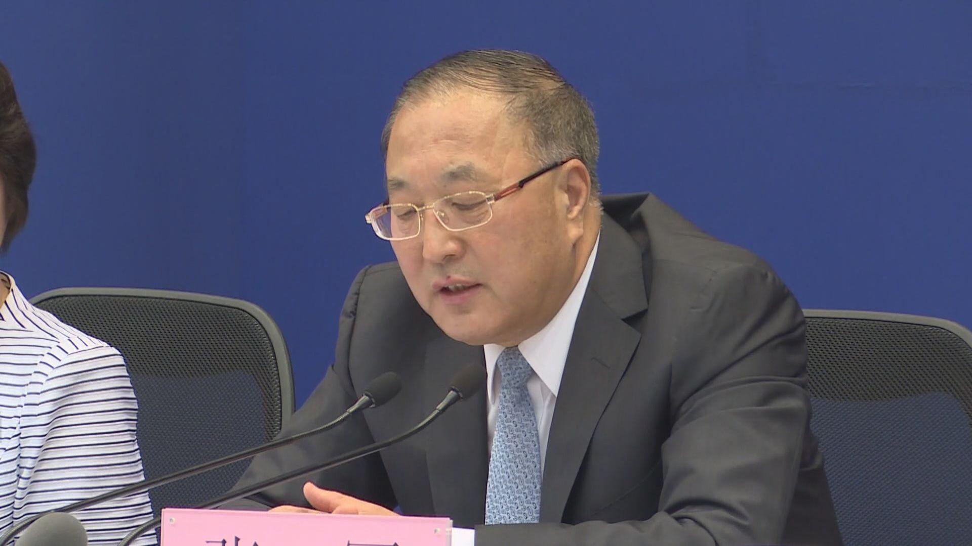 外交部:不會容許G20峰會期間討論香港問題