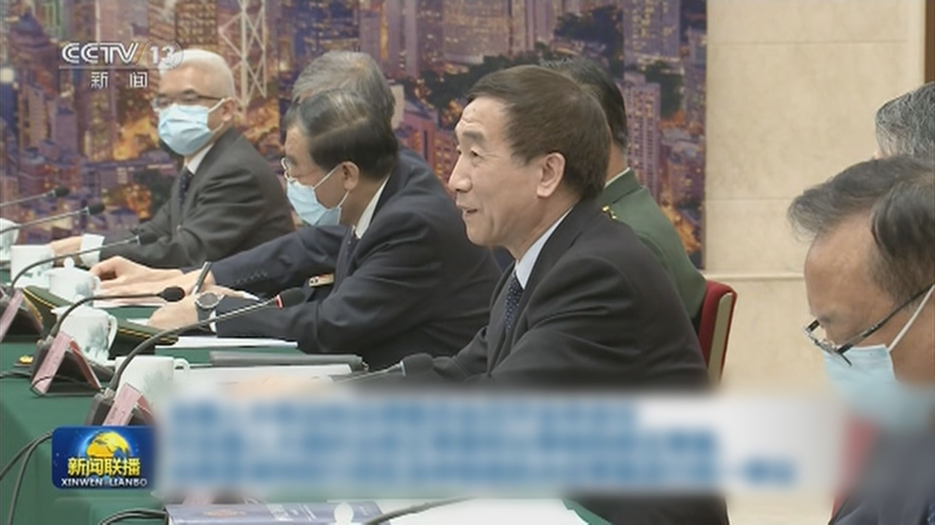憲法及法律委員會將以決定及修法完善港選舉制度